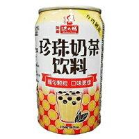 洪大媽 珍珠ミルクティー 缶 320g