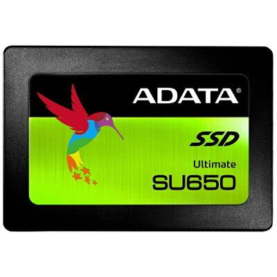 A-DATA 2.5インチSSD ASU650SS-480GT-C