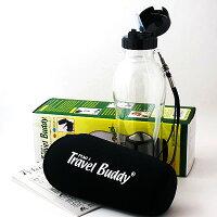 ポリカーポネート製冷温ティーポット Travel Buddy 水出し茶が簡単 580cc