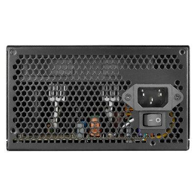 Thermaltake PS-SPD-0500NPCWJP-W Smart 500W -STANDARD- 120mm静音ファンと+12Vシングルレーン設計 500WPC電源