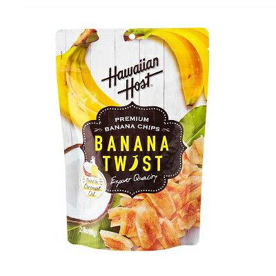 ハワイアンホースト バナナツイスト 80g