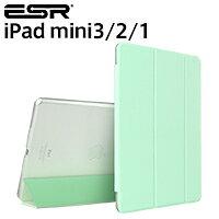 ESR iPad Mini ケース  イッピーカラーシリーズ スプリングフレッシュミント