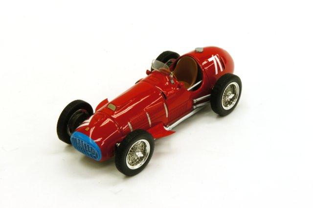 楽天市場】ixo SF29-51 1/43 フェラーリ 375F1 ドイツGP ニュルブルク ...
