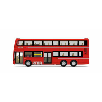 Tiny City No.119 ボルボ B9TL KMB 九龍バス Wright Red 41A TINY