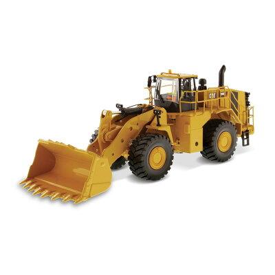1/50 Cat 988K ホイールローダ DIECAST MASTERS DM85901 Cat 988K ホイールローダ