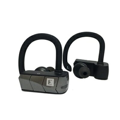 ERATO Rio3 タイプの完全コードレス耳栓ワイヤレス イヤフォン スポーツ 防水規格IPX5 シルバー