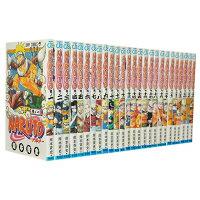 Naruto-ナルト- 1-62 全巻 セット ジャンプコミックス / 岸本斉史 キシモトマサシ