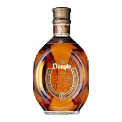 ディンプル 12年 700ml 瓶