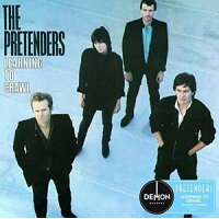 Pretenders プリテンダーズ / Learning To Crawl 180gr