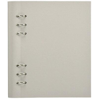 FILOFAXファイロファックス clipbo クリップブック A5 クラシック ストーン 145012