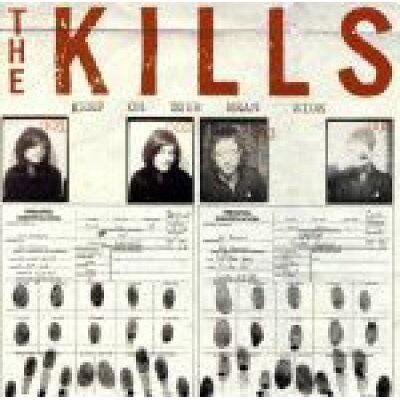 Kills キルズ / Keep On Your Mean Side 輸入盤