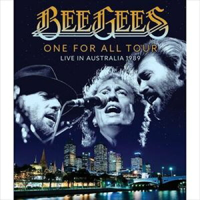 Bee Gees ビージーズ / One For All Tour Live In Australia 1989