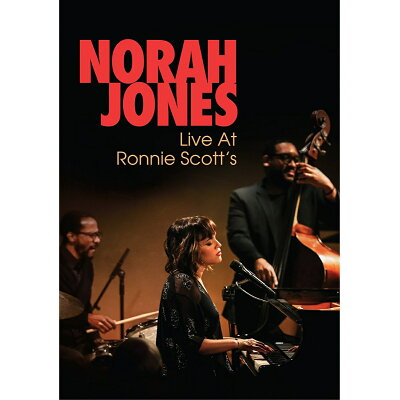 Norah Jones ノラジョーンズ / Live At Ronnie Scott's
