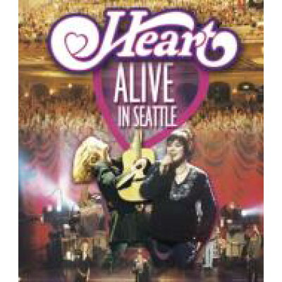 Heart ハート / Alive In Seattle