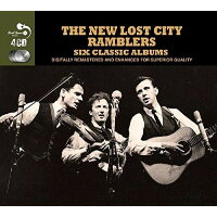New Lost City Ramblers / 6 Classic Albums 輸入盤