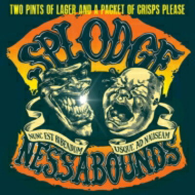 Splodgenessabounds / Two Pints Of Lager 輸入盤
