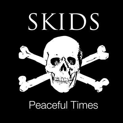 Skids / Peaceful Times 輸入盤