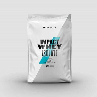 マイプロテイン myprotein impact ホエイ アイソレート  wpi