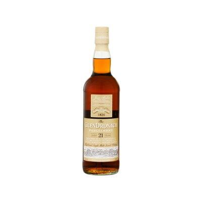 アサヒビール グレンドロナック 21年 瓶700ml