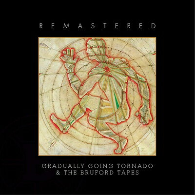 Bruford / Gradually Going Tornado / The Bruford Tapes 輸入盤