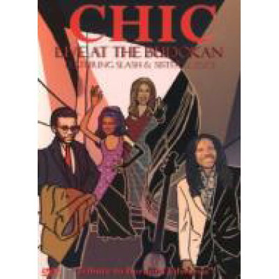 Chic シック / Live At The Budokan