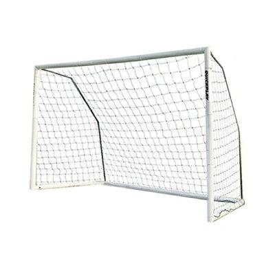 クイックプレイ 組み立て式 フットサルゴール 3m×2m 公式サイズ MF2F UPVCフレーム 折りたたみ サッカー ゴール