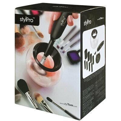 StylPro スタイルプロ Stylproメイクブラシ専用ウォッシャー&ドライヤー 330492