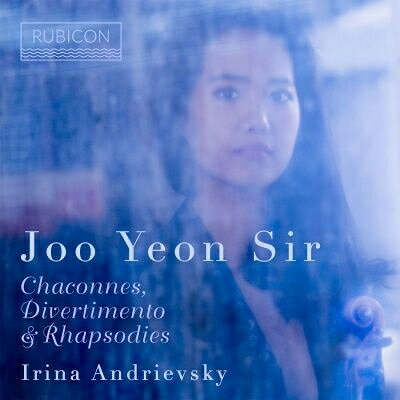 Joo Yeon Sir: Chaconnes, Divertimento & Rhapsodies 輸入盤