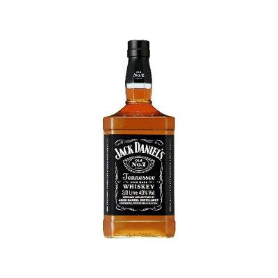 アサヒビール ジャックダニエル ブラック 瓶3L
