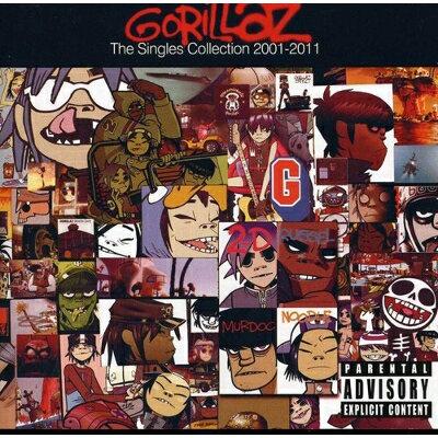 Gorillaz ゴリラズ / Singles 2001 - 2011 輸入盤