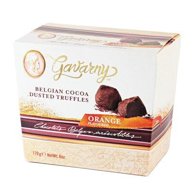 ガバルニー プレミアムトリュフチョコレート オレンジ 170g