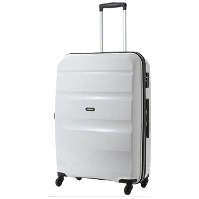 サムソナイト TSAロック搭載スーツケース BonAir 91L 85A*003 ホワイト