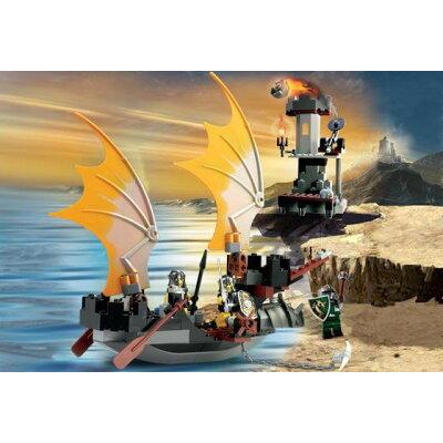 レゴ 騎士の王国 ロウグ騎士団の戦艦 8821