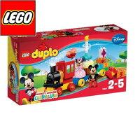 10597 レゴ デュプロ ミッキーとミニーのバースデーパレード レゴジャパン