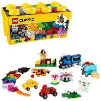 レゴクラシック 10696 黄色のアイデアボックス〈プラス〉 レゴジャパン