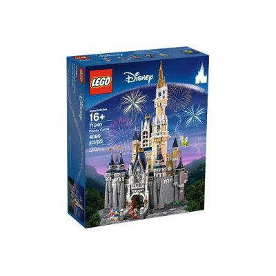 レゴ ディズニー 71040 Disney Castle