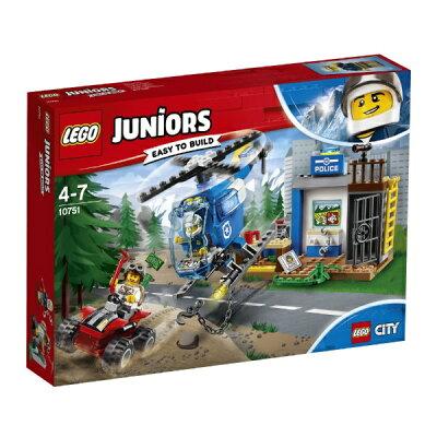 レゴジャパン LEGO レゴ 10751 ジュニア シティ 山のドロボウたいほ