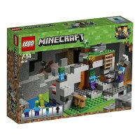 レゴ マインクラフト ゾンビの洞くつ 21141 レゴジャパン