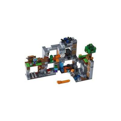 レゴジャパン LEGO レゴ 21147 マインクラフト ベッドロックの冒険
