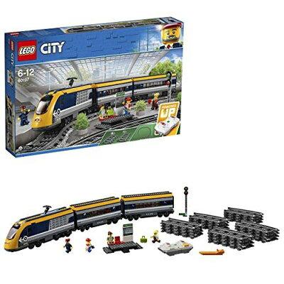 レゴ シティ トレイン ハイスピード・トレイン 60197 レゴジャパン