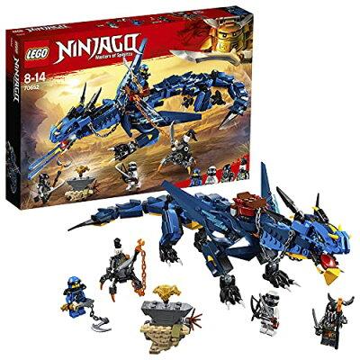 レゴジャパン LEGO レゴ 70652 ジェイとイナズマ・ドラゴン