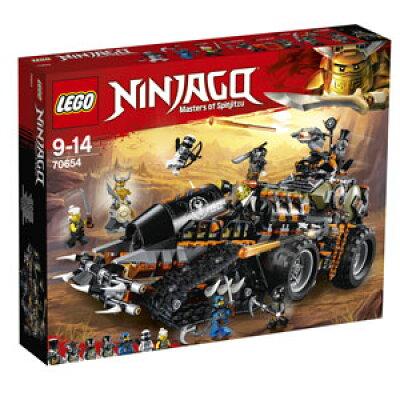 レゴジャパン LEGO レゴ 70654 ハンティング・デスストライカー