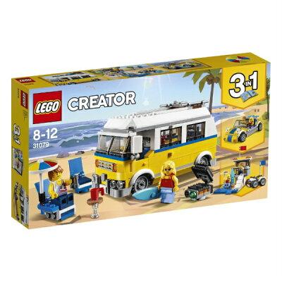 レゴジャパン LEGO レゴ 31079 クリエイター サーファーのキャンプワゴン