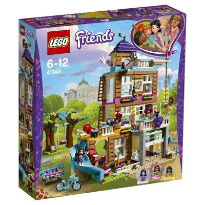 レゴ フレンズ フレンズのさくせんハウス 41340 レゴジャパン