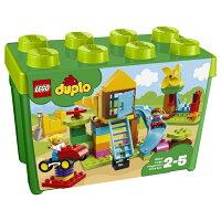 レゴジャパン LEGO レゴ 10864 デュプロ みどりのコンテナスーパーデラックス おおきなこうえん