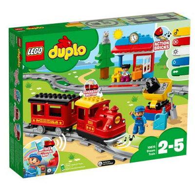 レゴジャパン LEGO レゴ 10874 デュプロ キミが車掌さん!おしてGO機関車デラックス