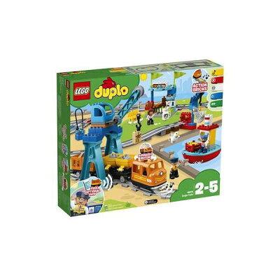 レゴジャパン LEGO レゴ 10875 デュプロ キミが車掌さん!おしてGO機関車スーパーデラックス