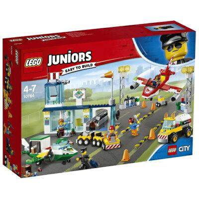 レゴジャパン LEGO レゴ 10764 ジュニア レゴシティ空港