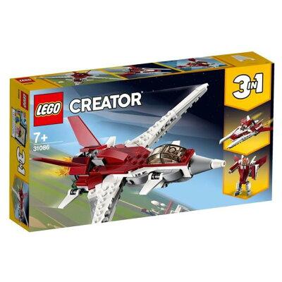 レゴ クリエイター スーパージェット機 31086 レゴジャパン