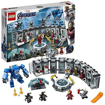 レゴジャパン LEGO レゴ 76125 マーベル アイアンマンのホール・オブ・アーマー